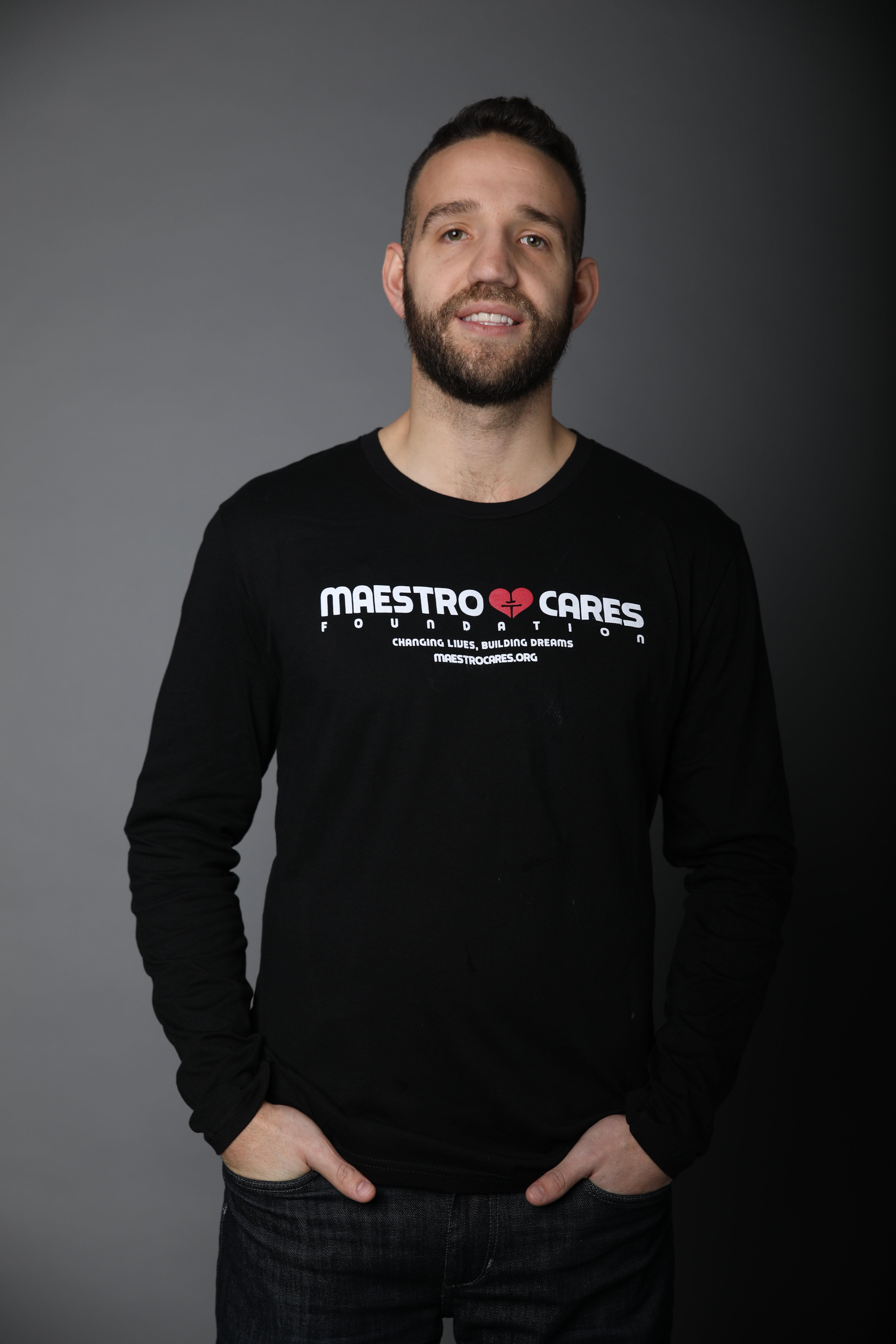 Maestro Cares Crew-neck - Unisex