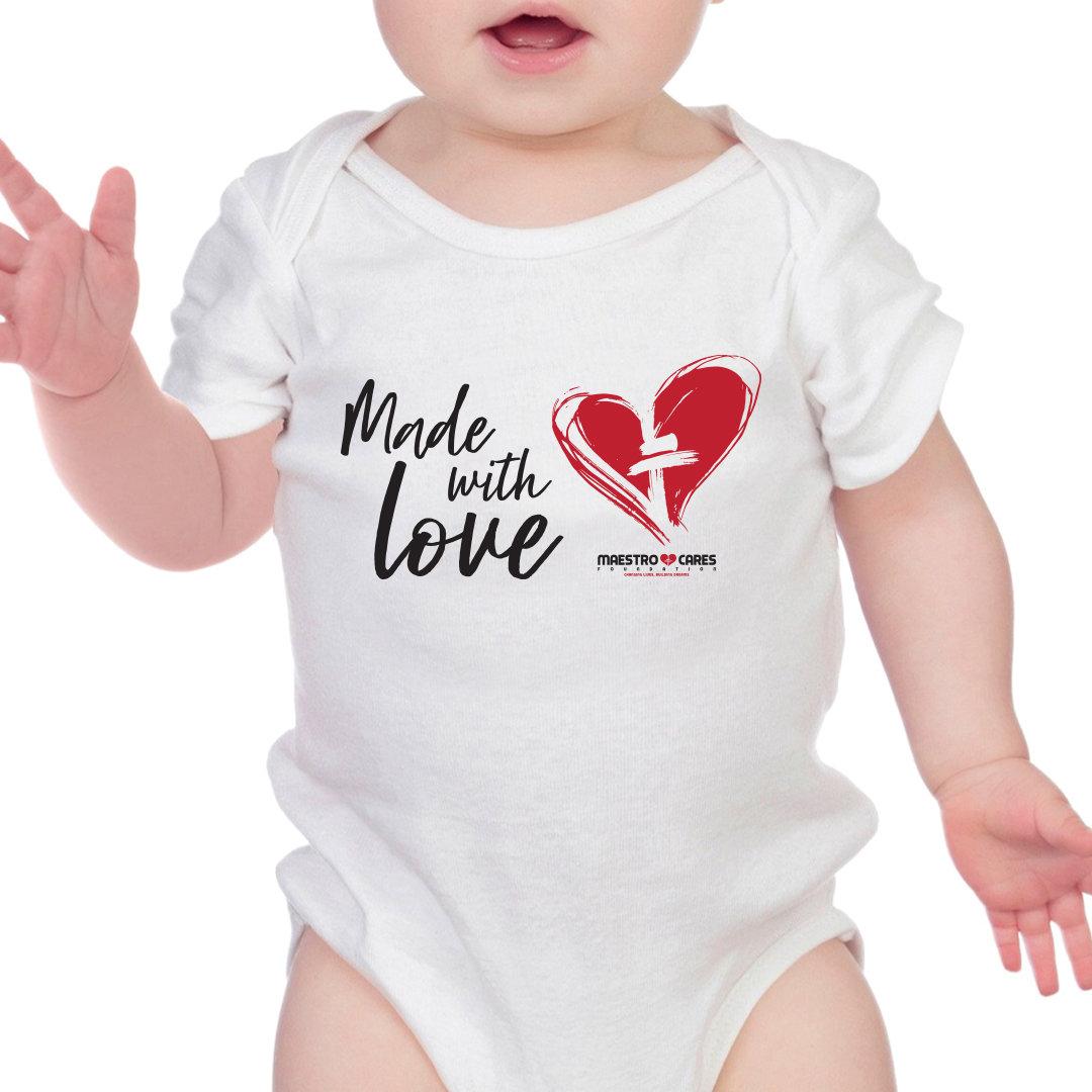 6 Month Old - Baby Onesie 00009