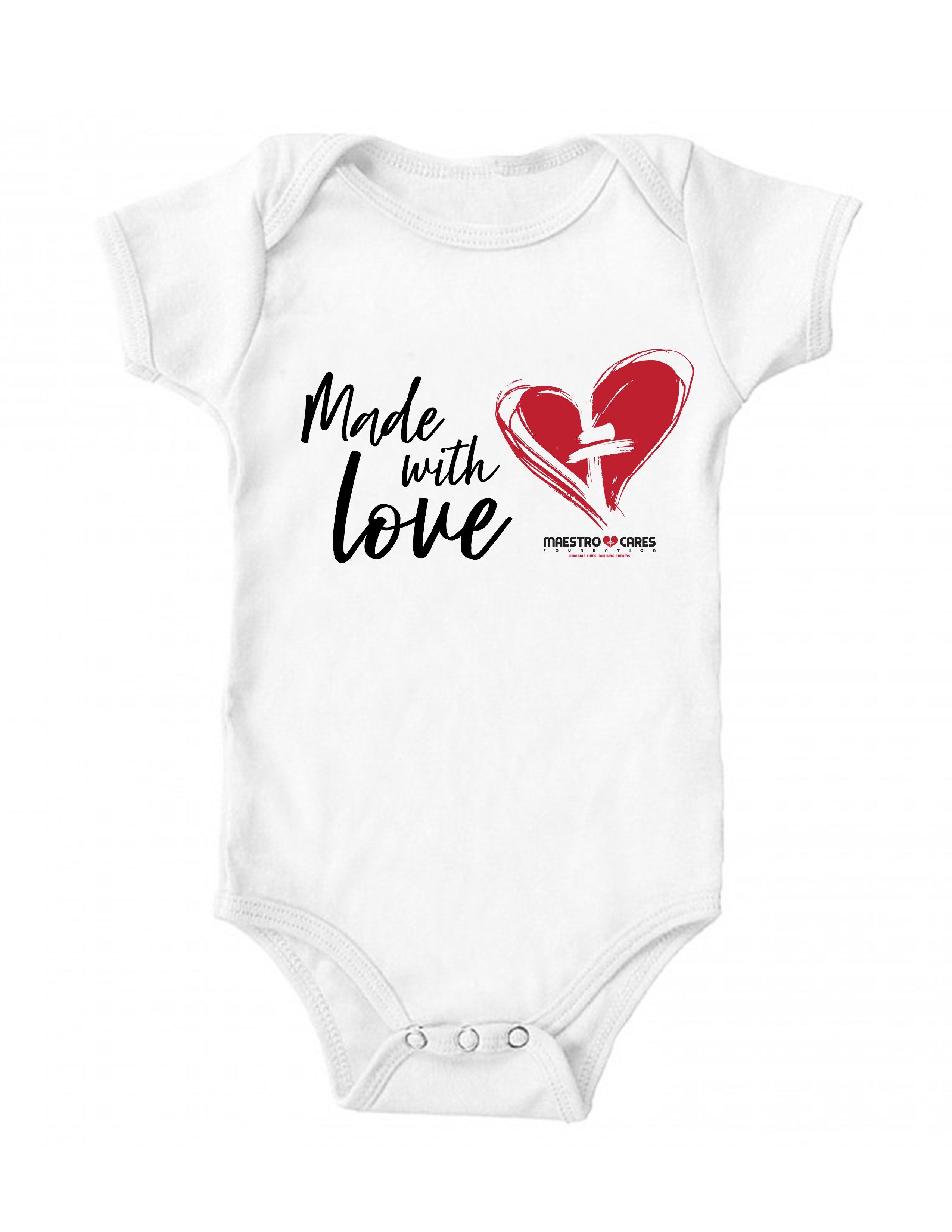Made with love - Baby Onesie