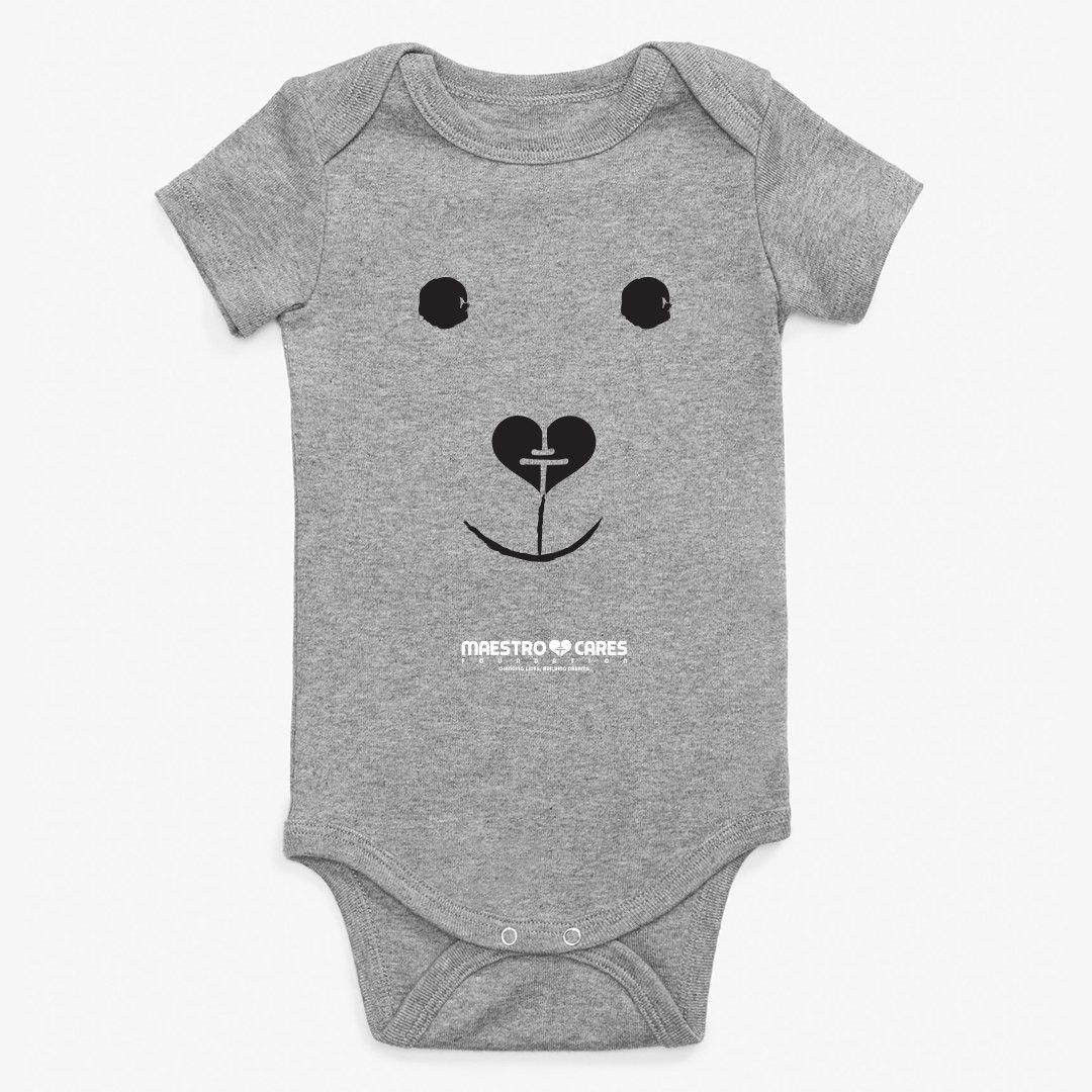 Teddy Bear - Baby Onesie