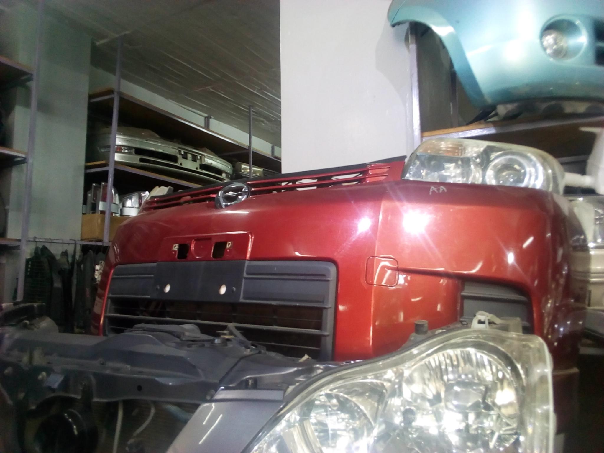 Toyota Rumian nose cut 03316