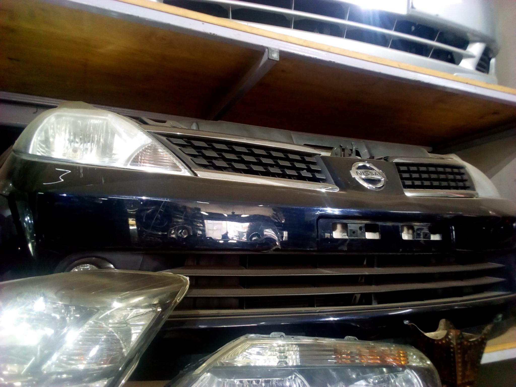Nissan Wingroad Nose Cut 03321