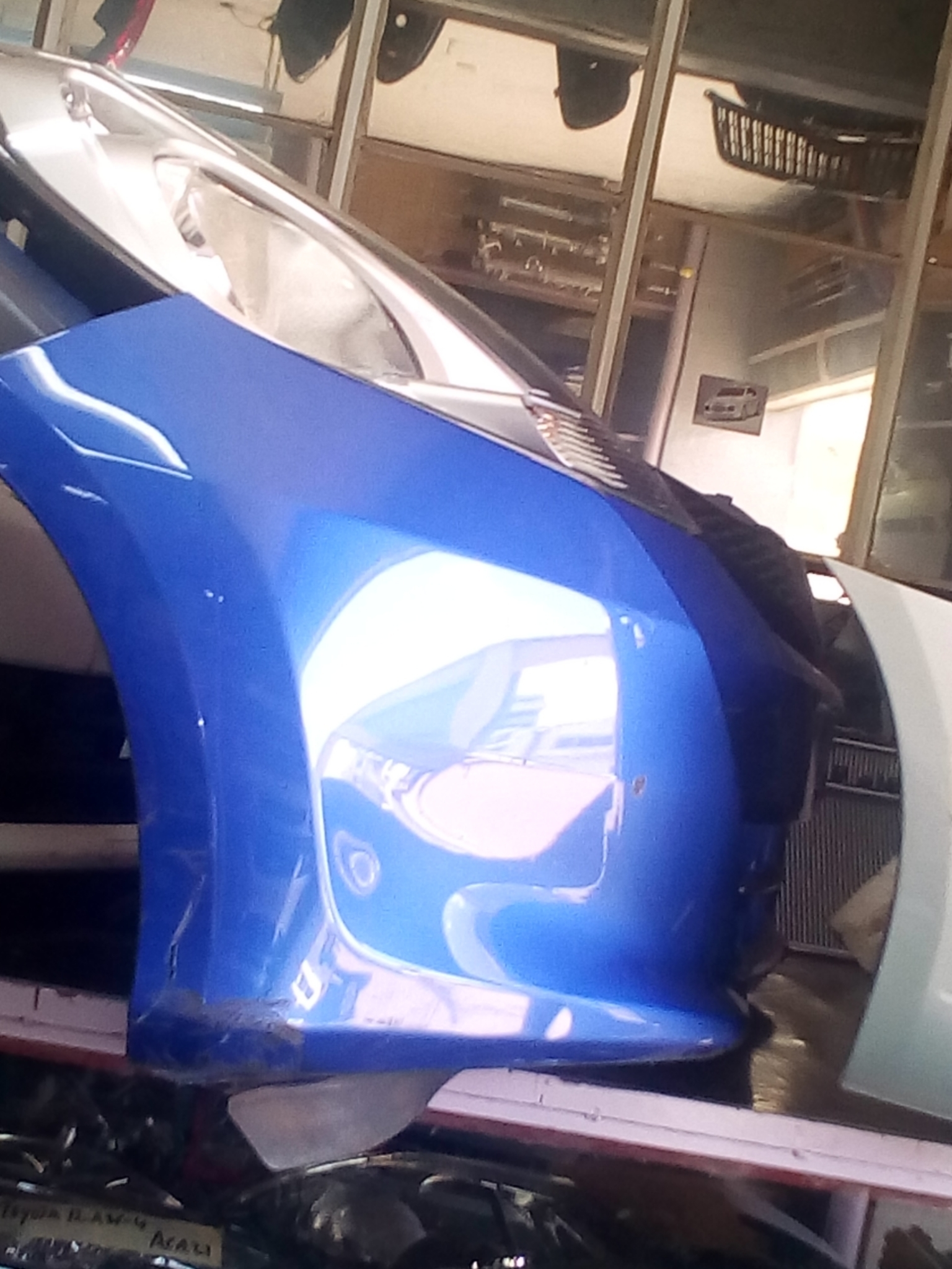 Subaru Impreza N12 Nose Cut 03340