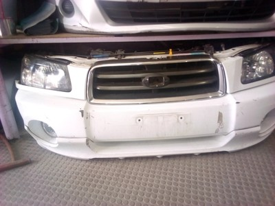 Subaru Forester Sg5 Nose Cut