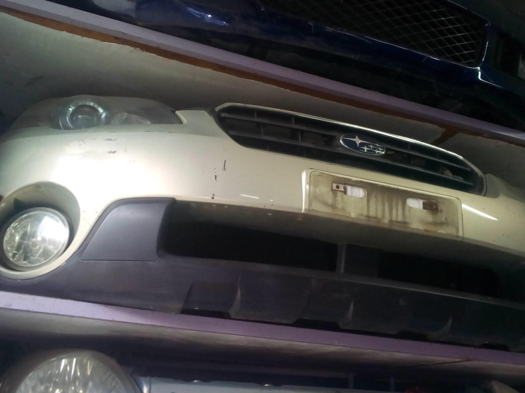 Subaru Outback Nose Cut 03347