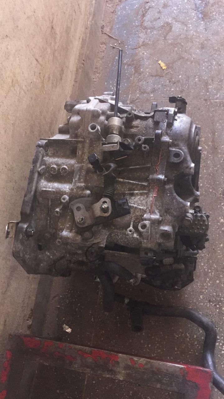 Nissan march HR12 gearbox