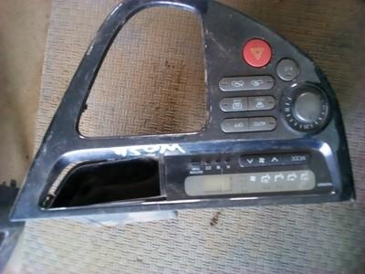 Radio panel