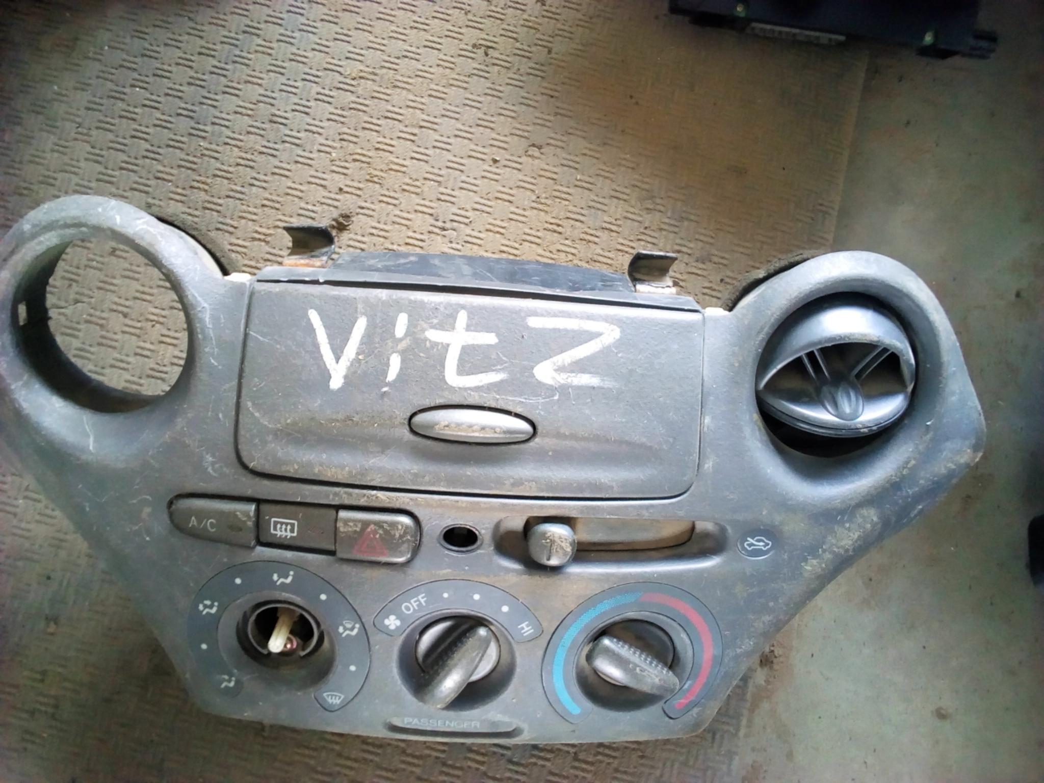 Radio panel 03402
