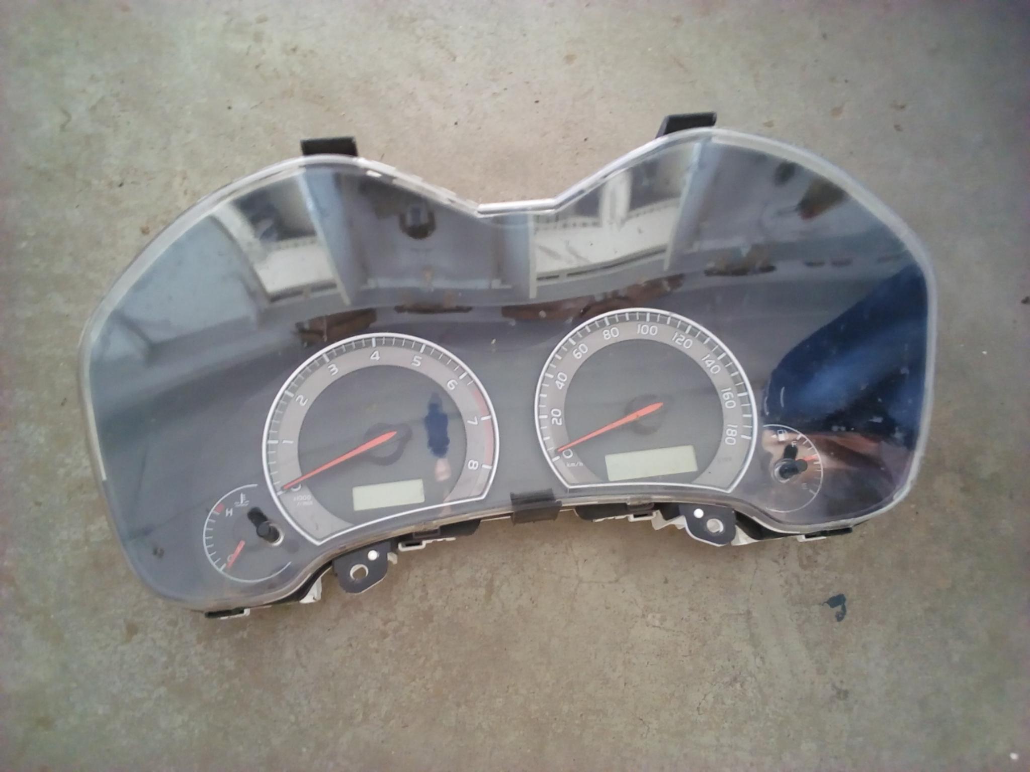 Speedometer 03414