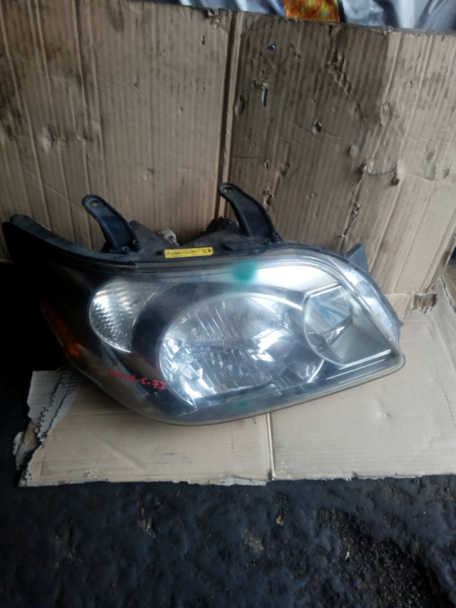 Toyota noah headlight 00016