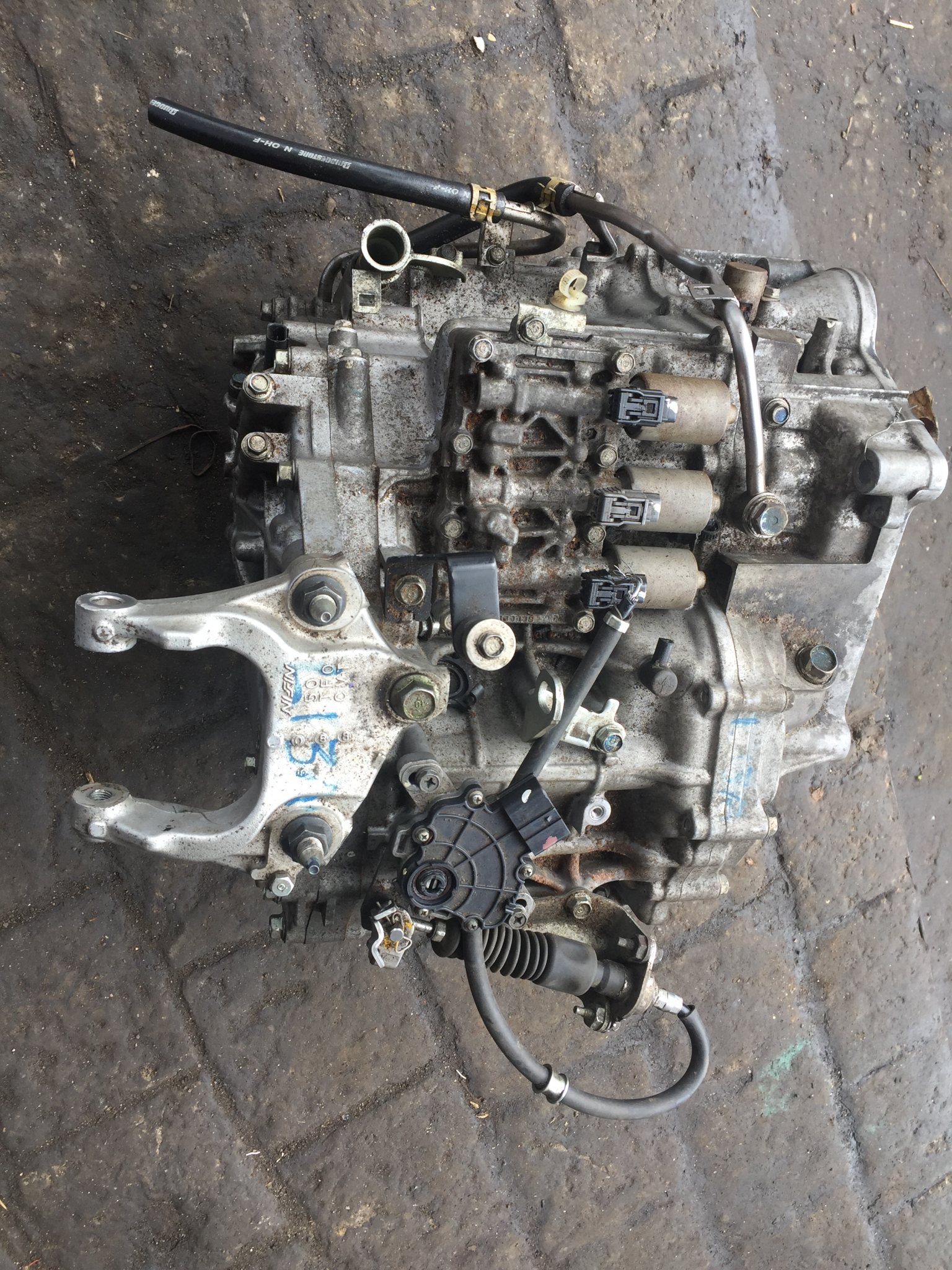 Honda Fit gear box L13A, 2wd 00039