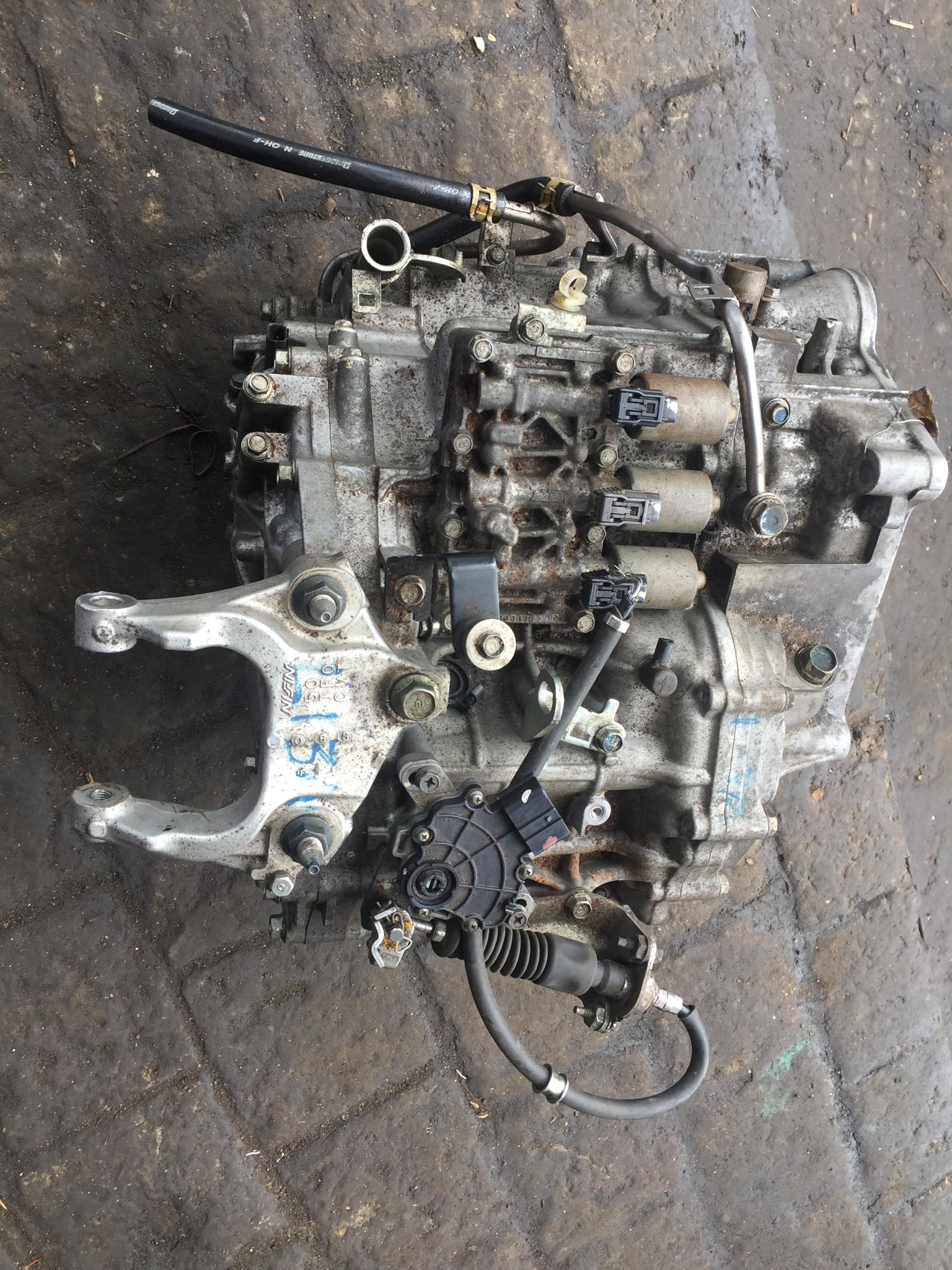 Honda Fit gear box L13A, 2wd 00039