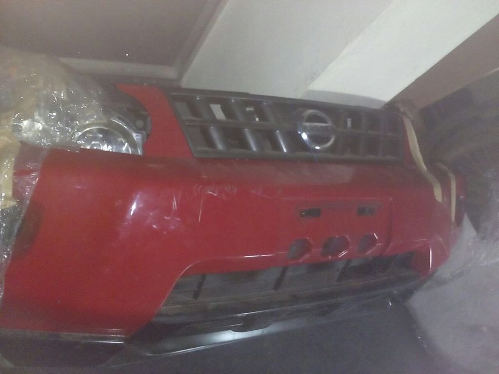 nissan xtrail nose cut 2010 model 00113