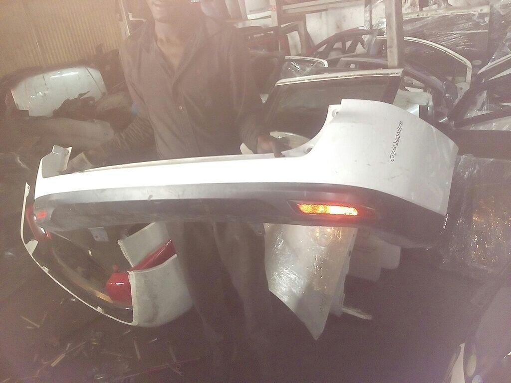 nissan wingroad rear Bumper 00130