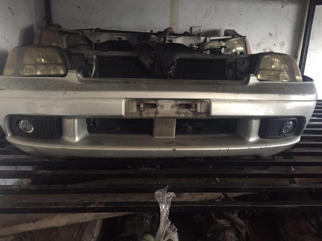 Subaru Legacy BL5,Nosecut. 00158