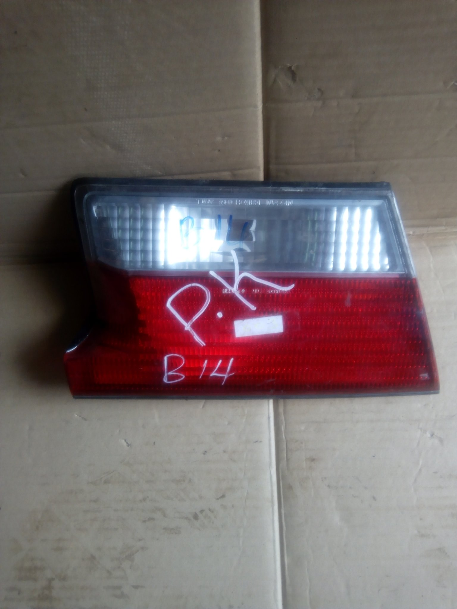 Nissan B14 tail light 00232