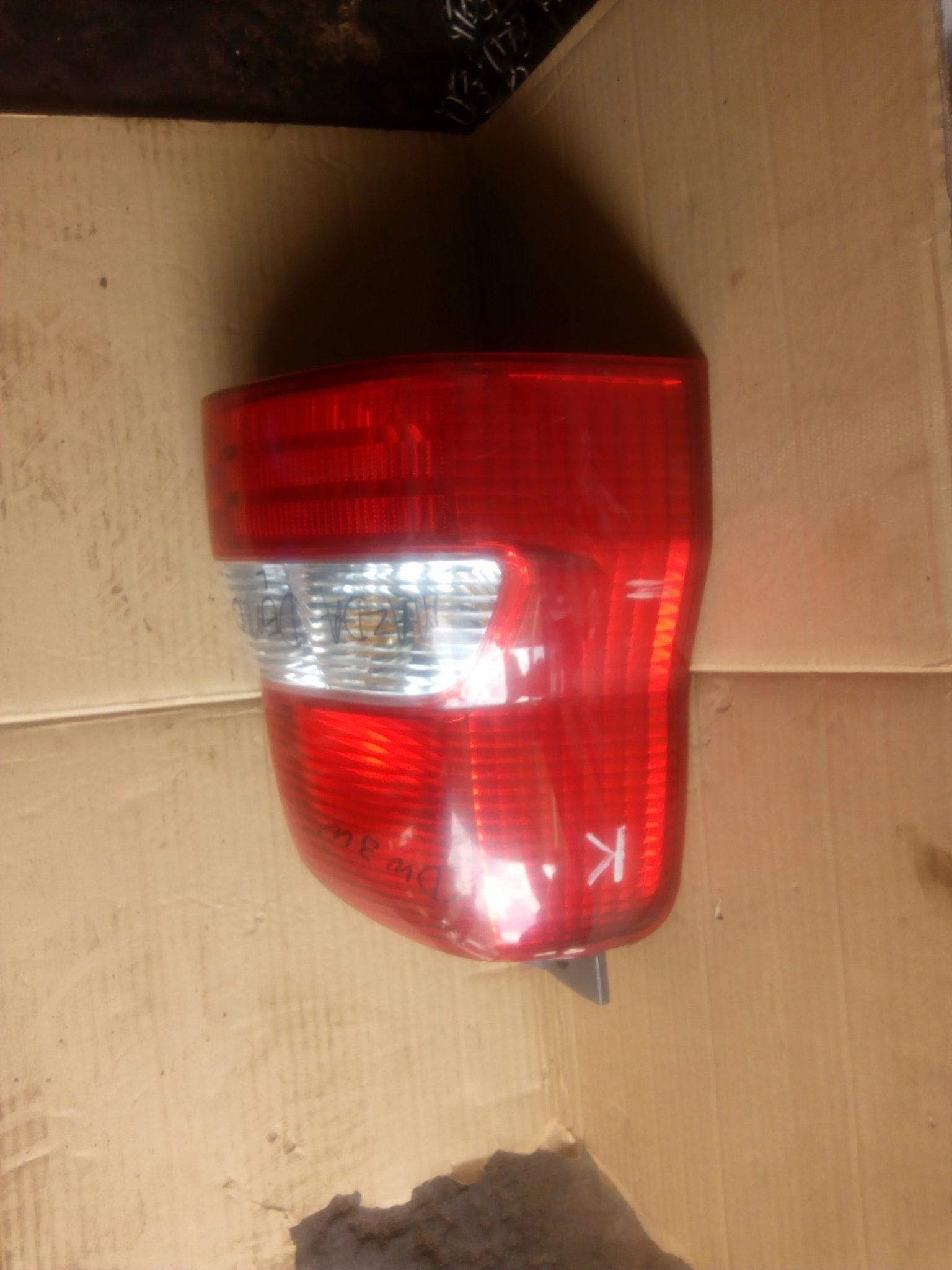 Mazda demio tail light 00237