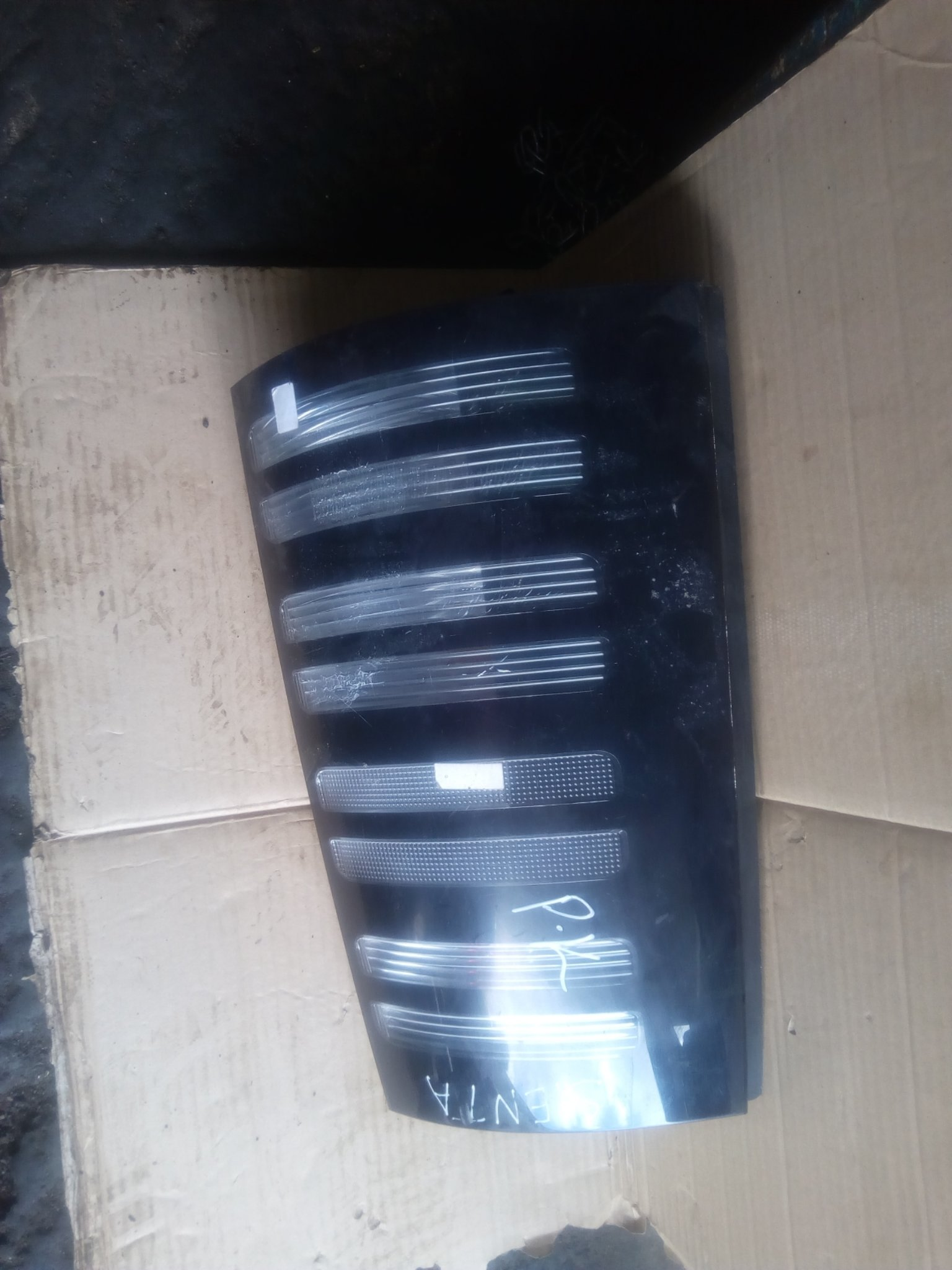 Toyota sienta tail light 00239