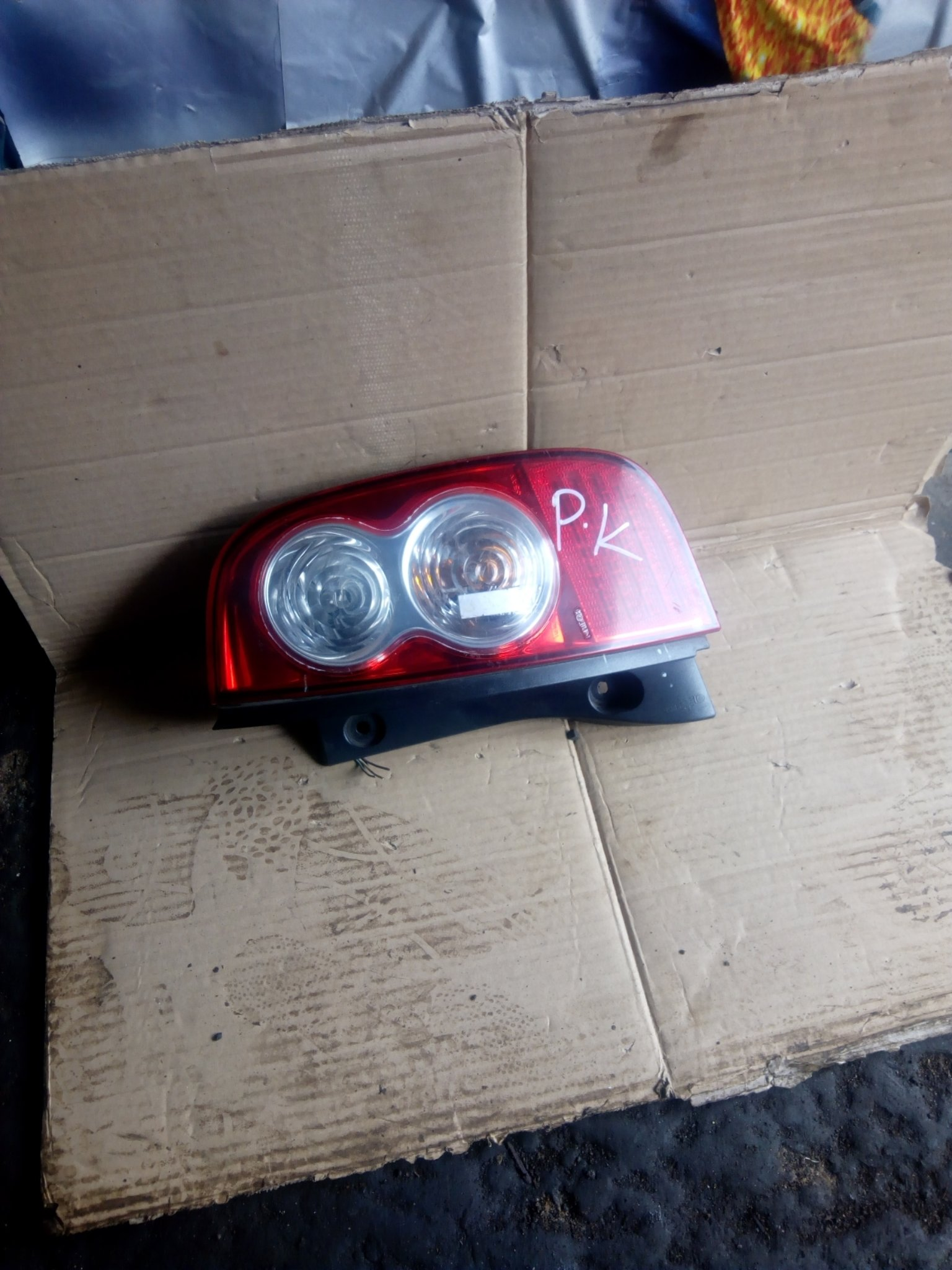 Nissan march Tail light 00280