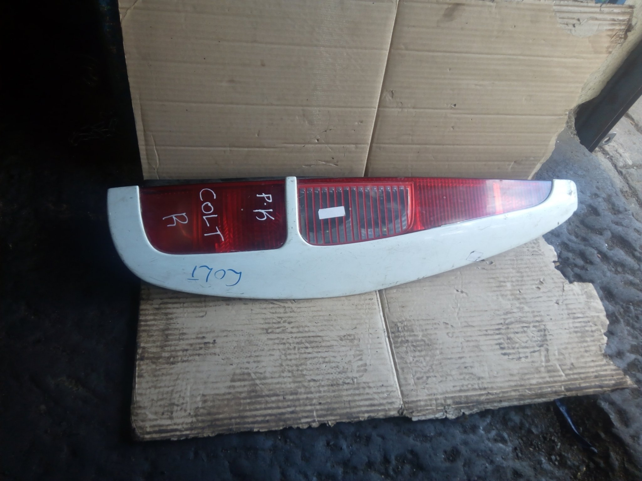 mitsubishi Colt tail light 00293