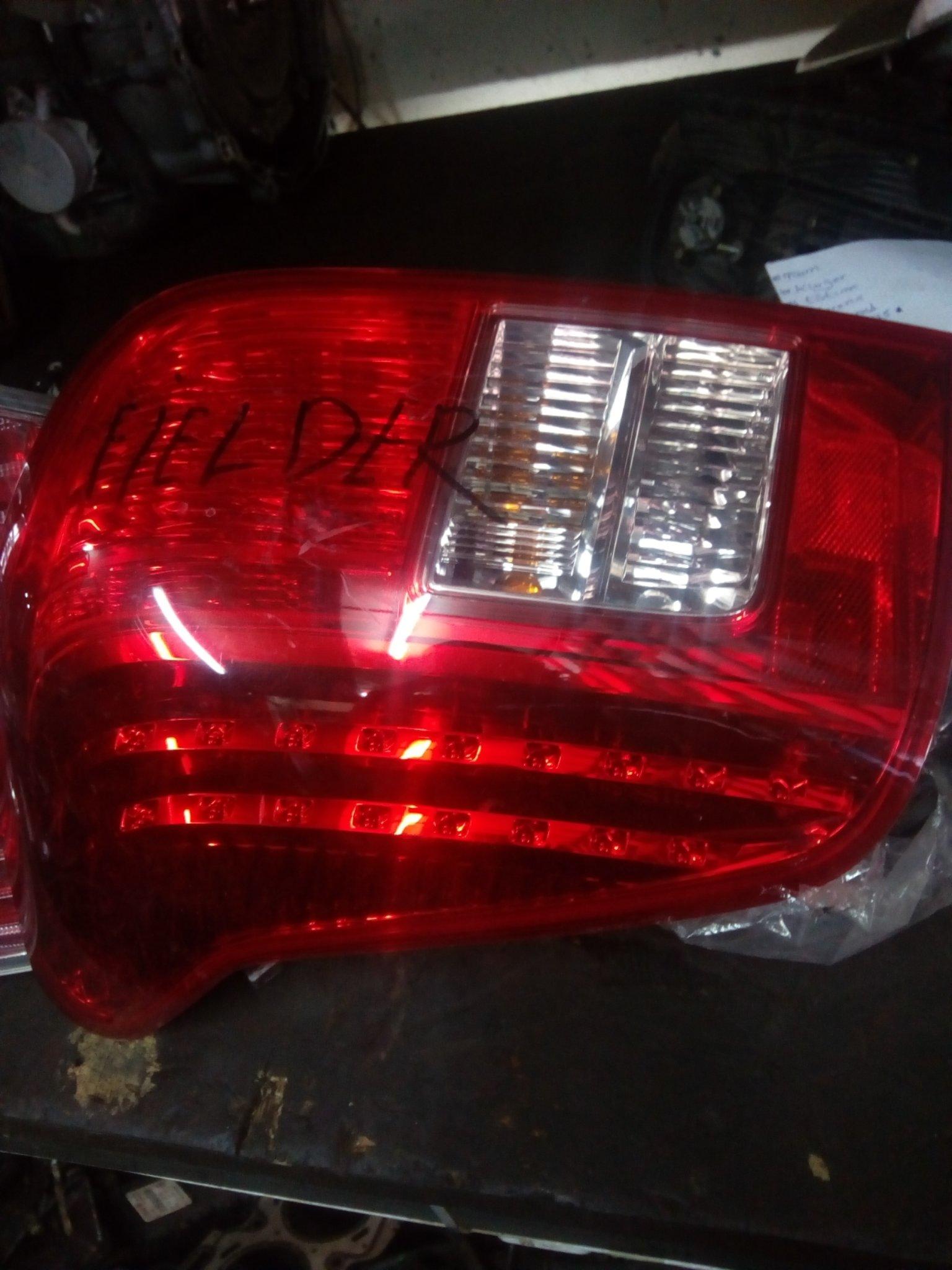 Toyota Fielder tail light 00298