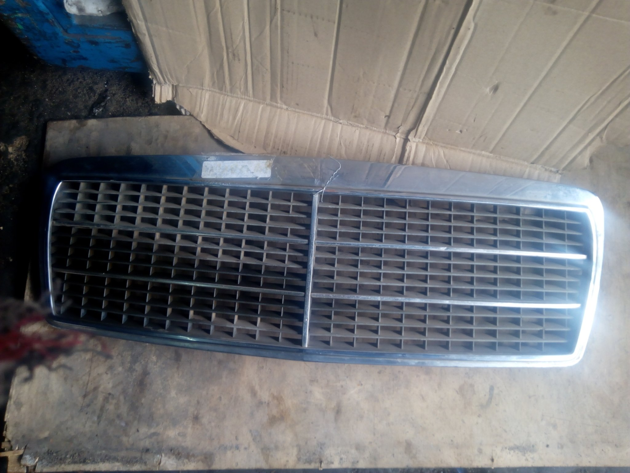 benz Grill 00327pk