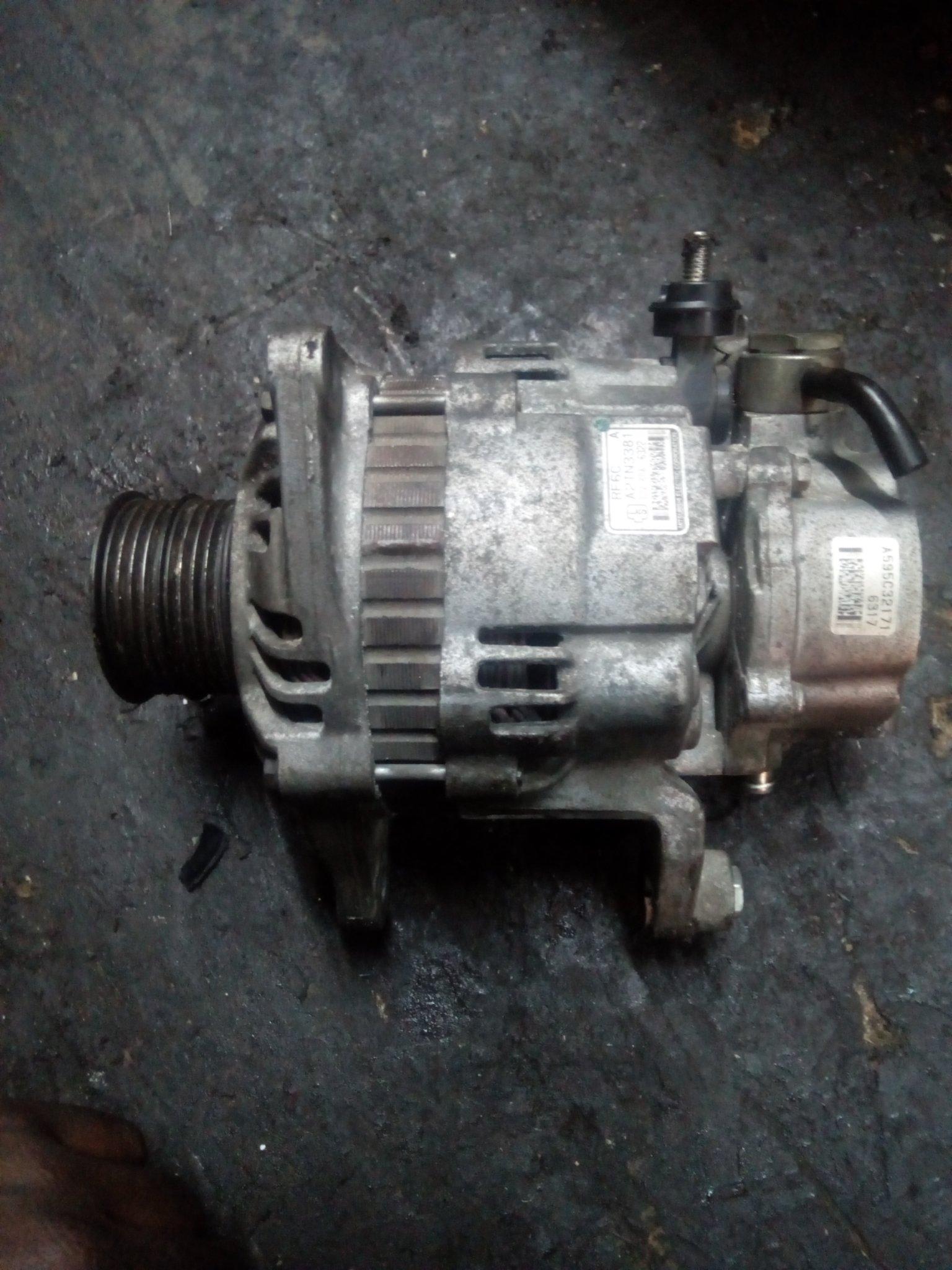 RF alternator 00386