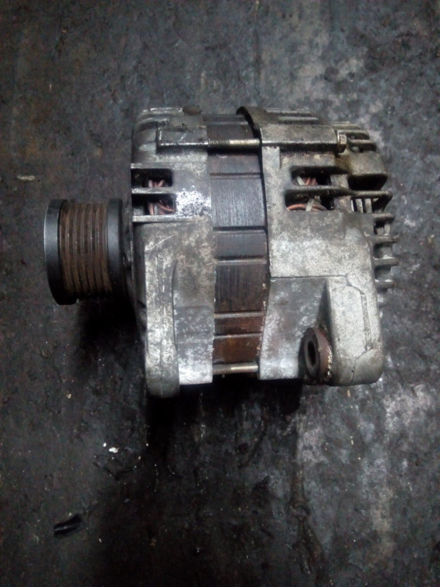 QR20 alternator 00387