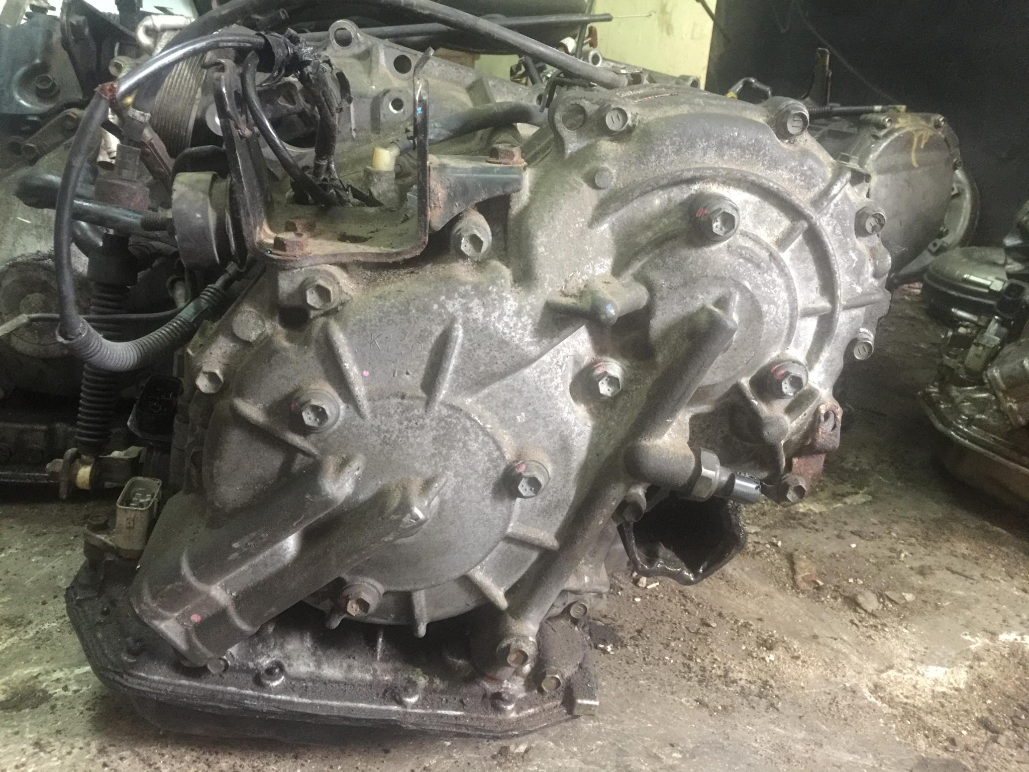 1AZ gearbox cvt