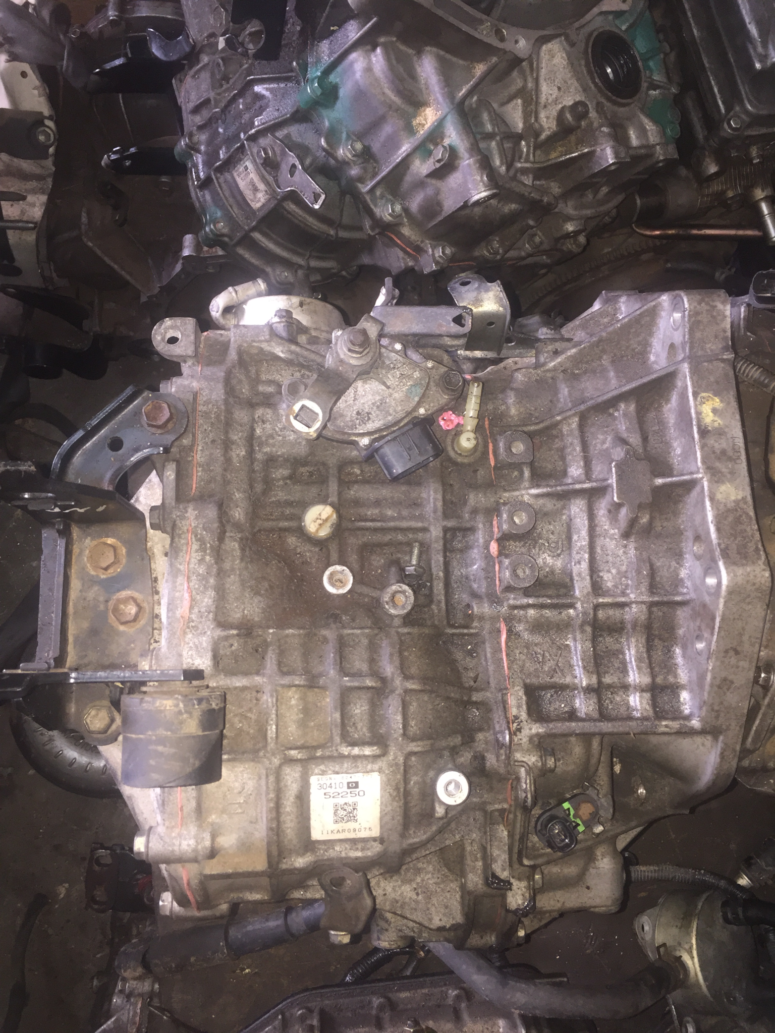 1NR gearbox cvt 00410pk