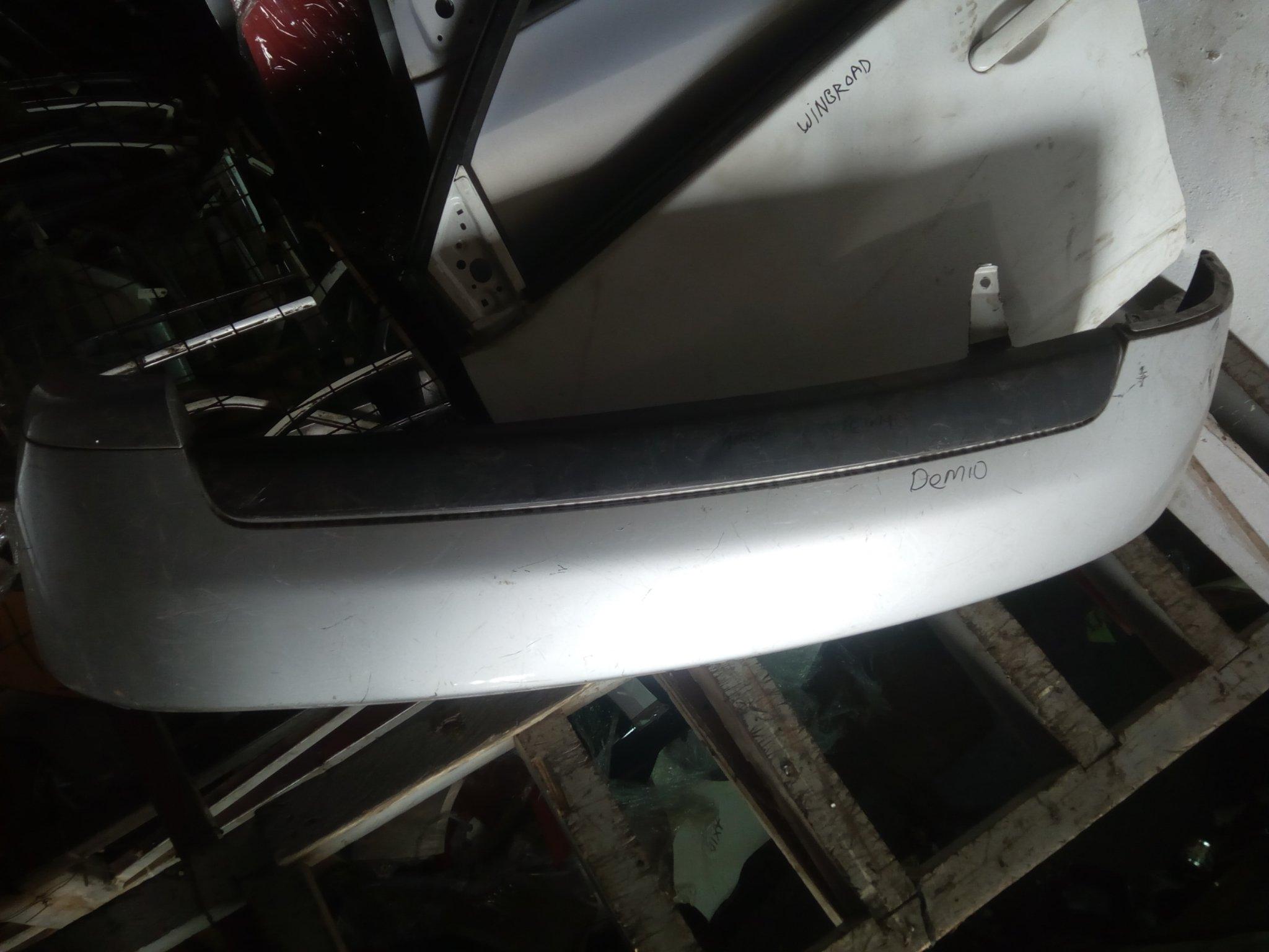 Mazda demio rare bamper 00453