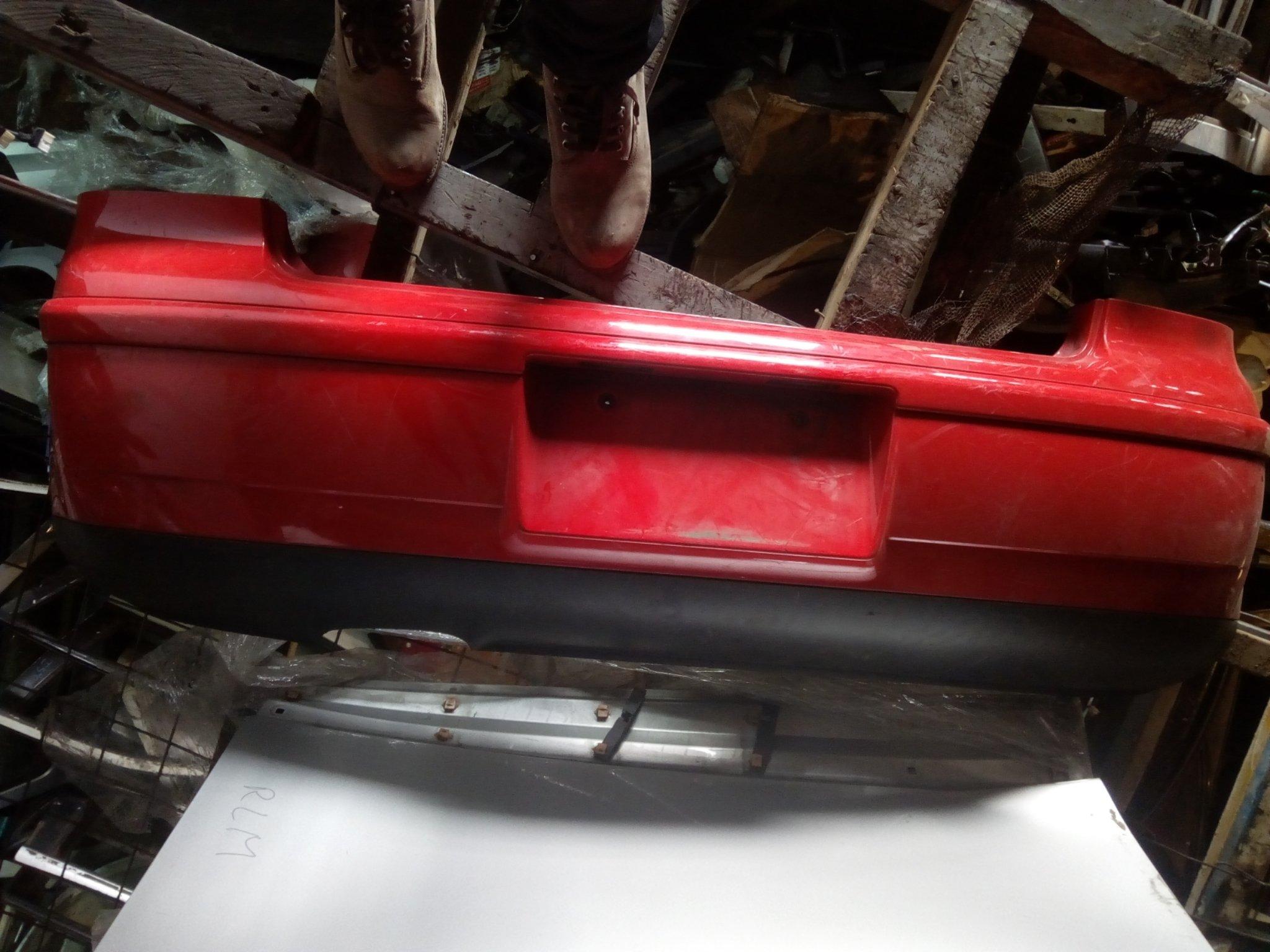 VW POLO rear Bamper 00456pk