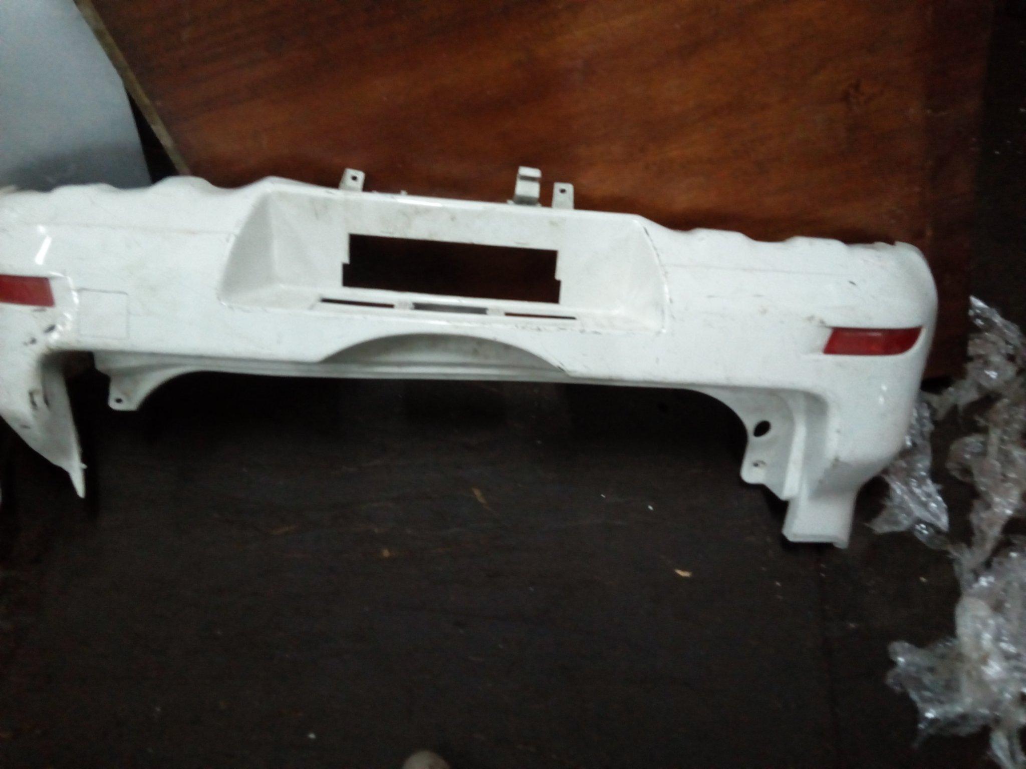Toyota Rush Rare bamper 00463pk
