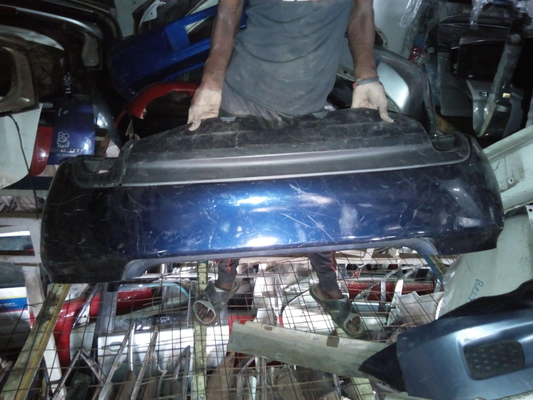 Mazda demio Rare bamper 00478