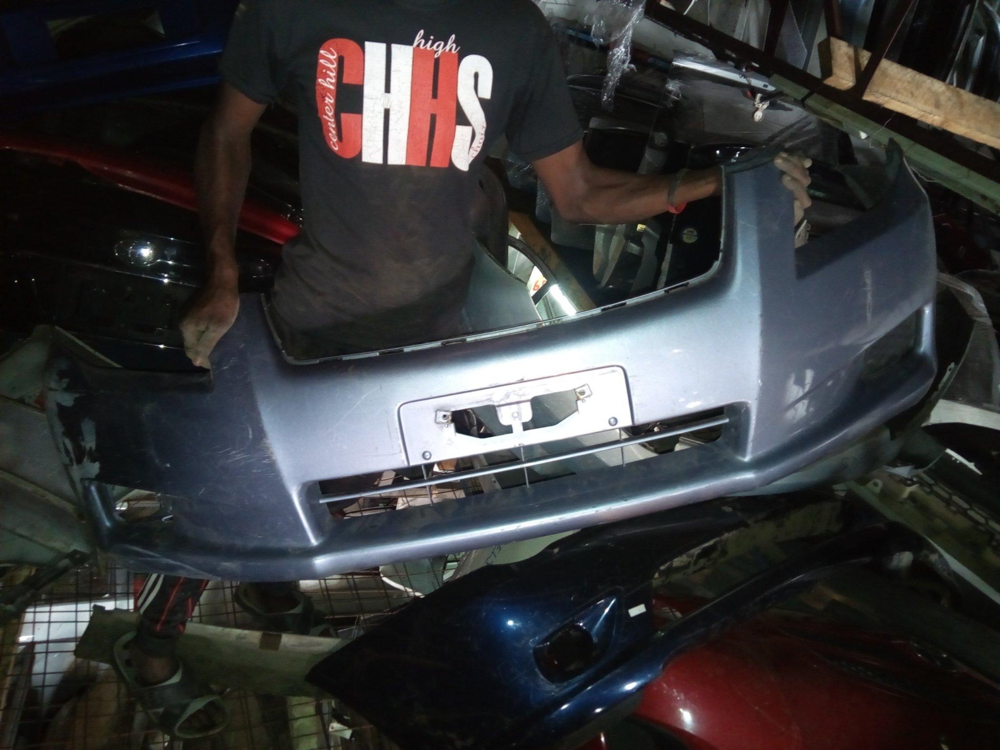Toyota feldar Front bamper 00481Pk