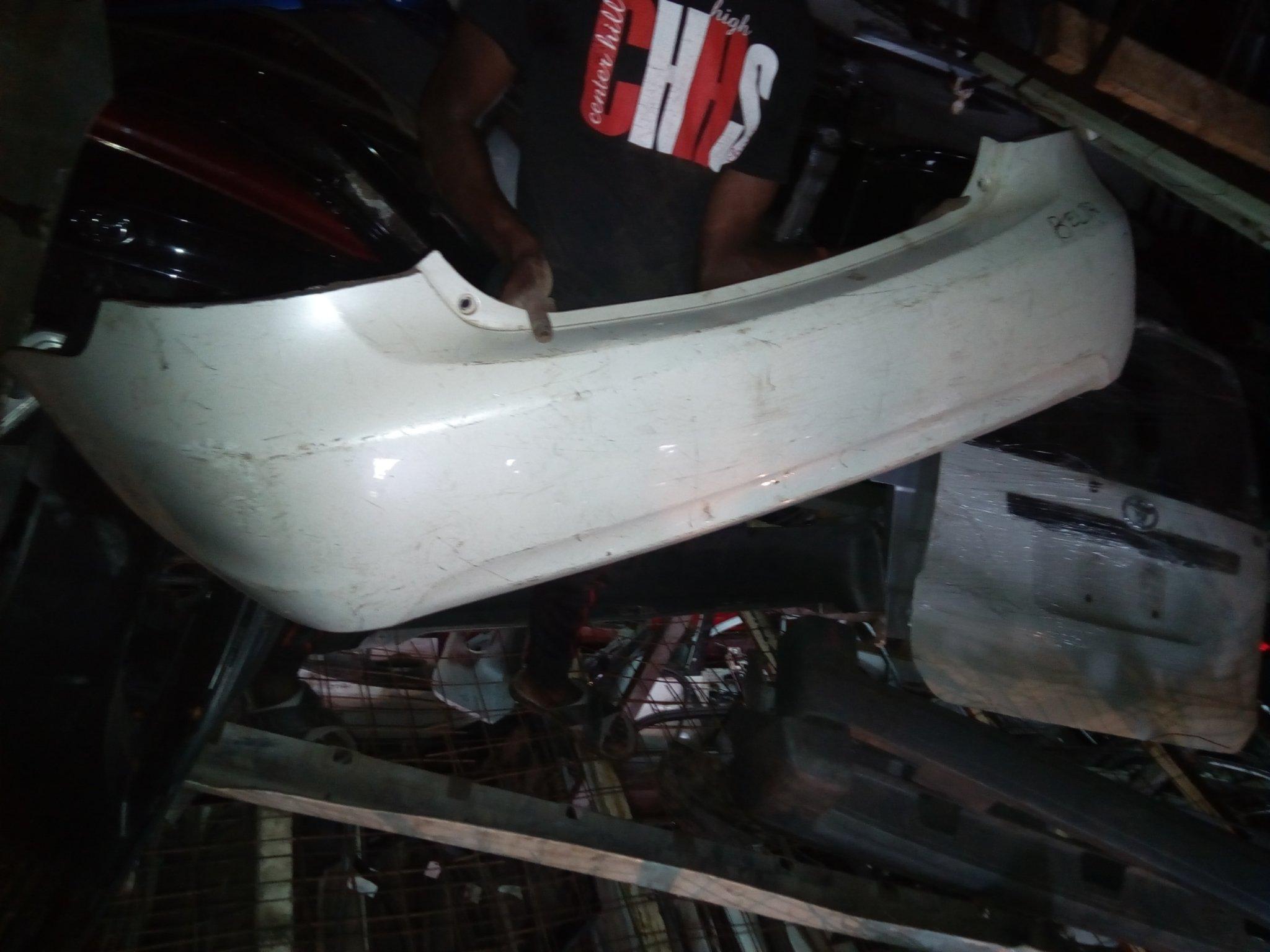 Toyota Belta rear bamper 00487pk