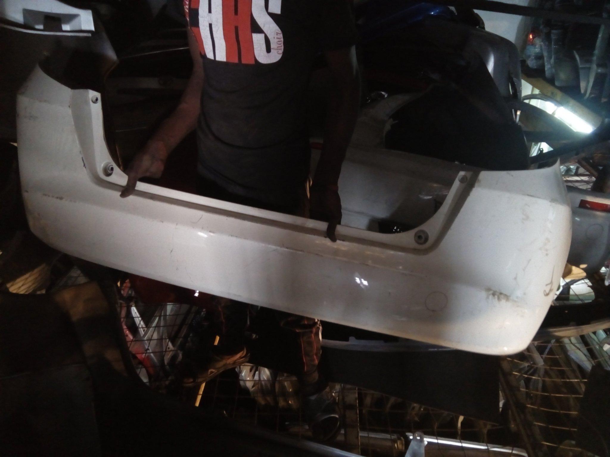 Honda fit rare bamper 00499