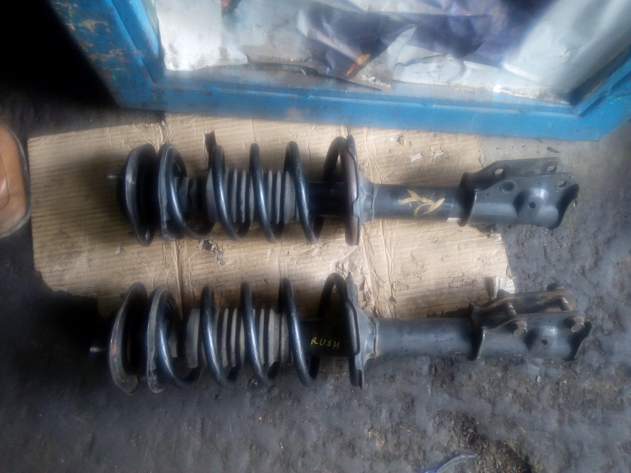 Toyota rush shocks 00528