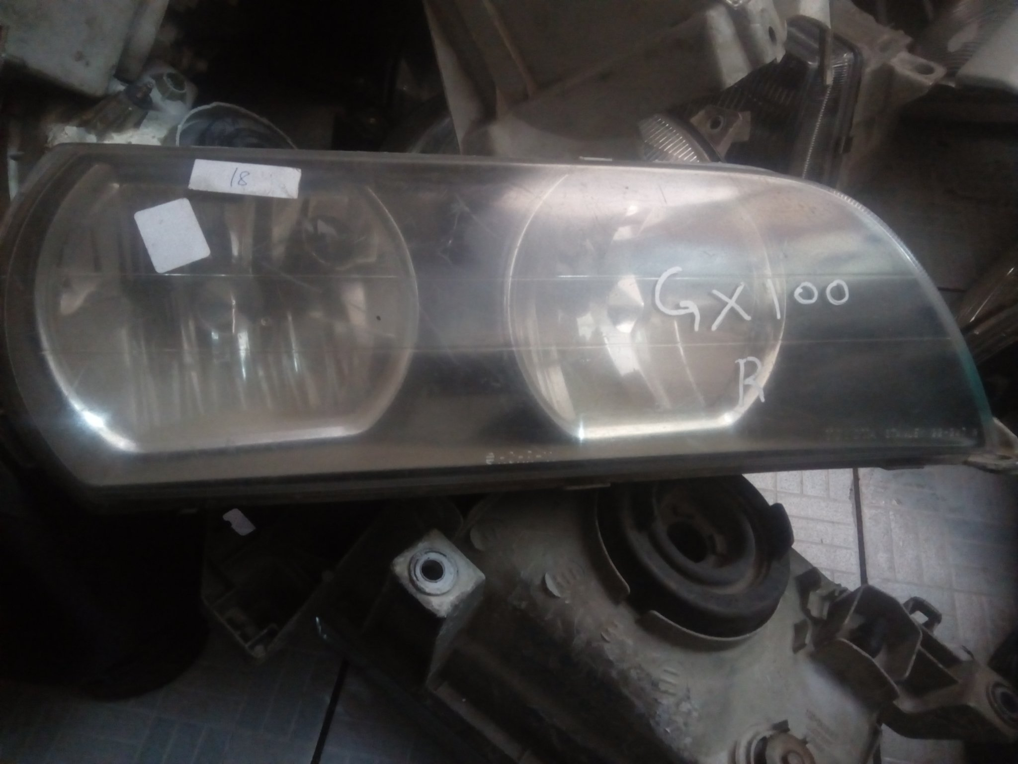 Gx100 headlight 00563