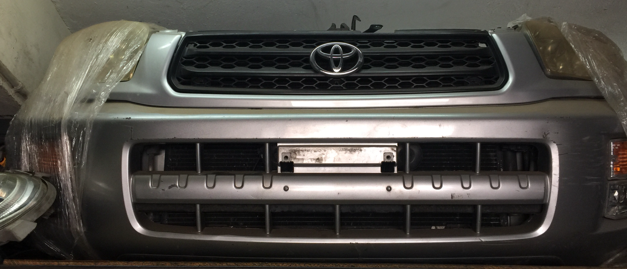Toyota Rah4 ACA21 nose cut 00613RL