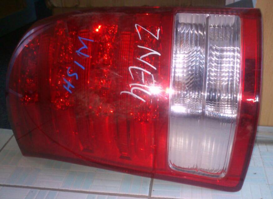 Toyota wish  00662