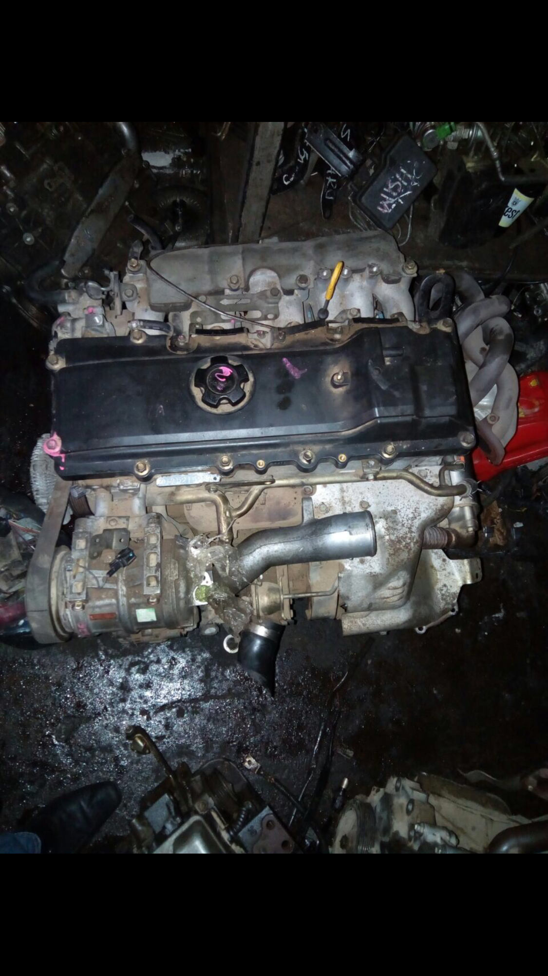 Zd30 engin 00666