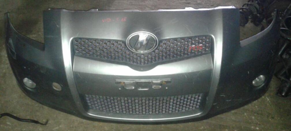 Toyota vitz RS frant bumper  00668