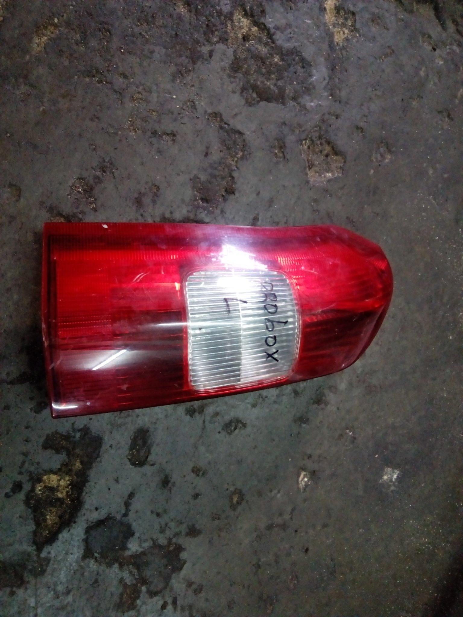 Toyota Probox 00700lc