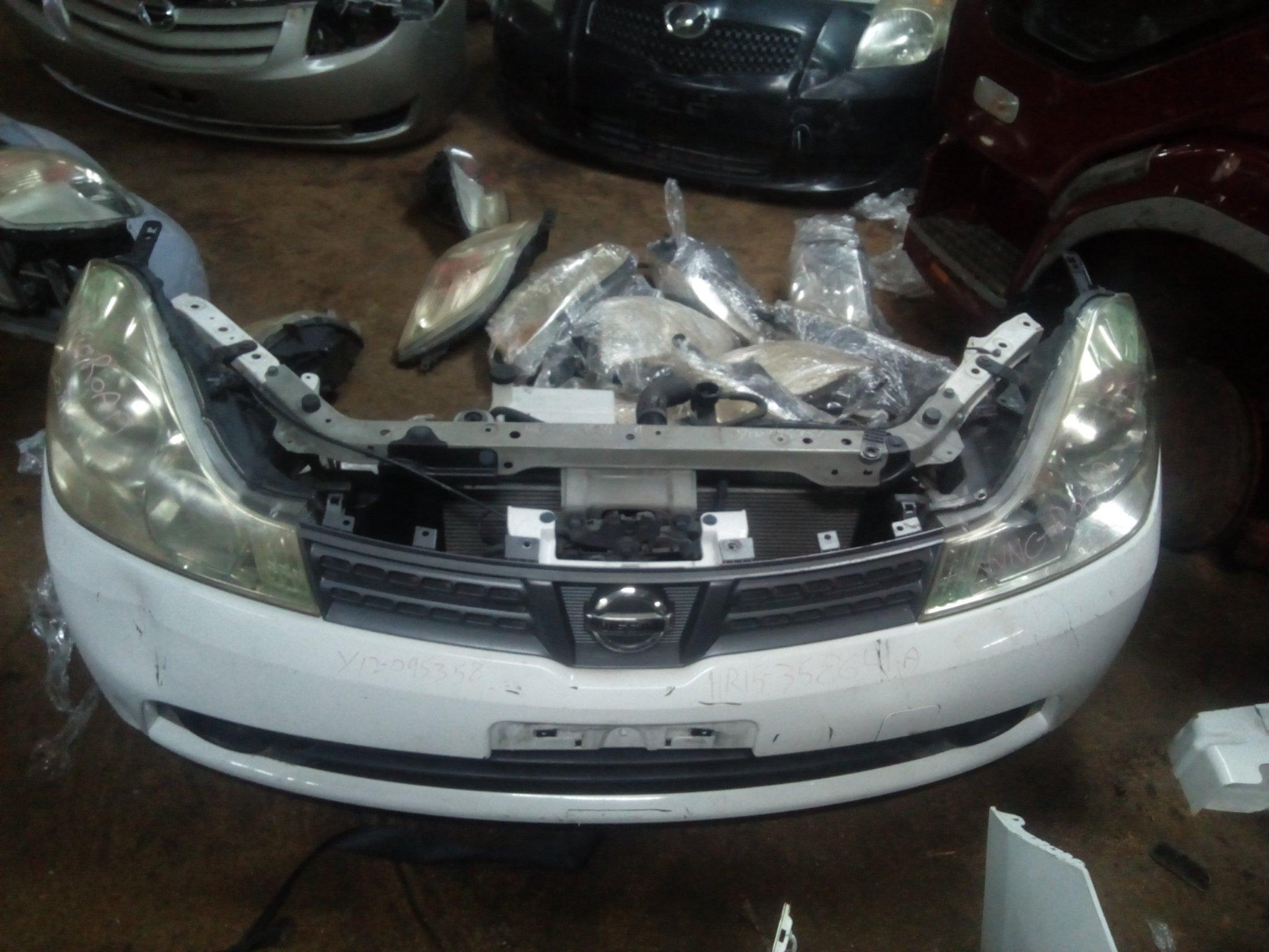 Nissan Wingroad nosecut  00870ahs