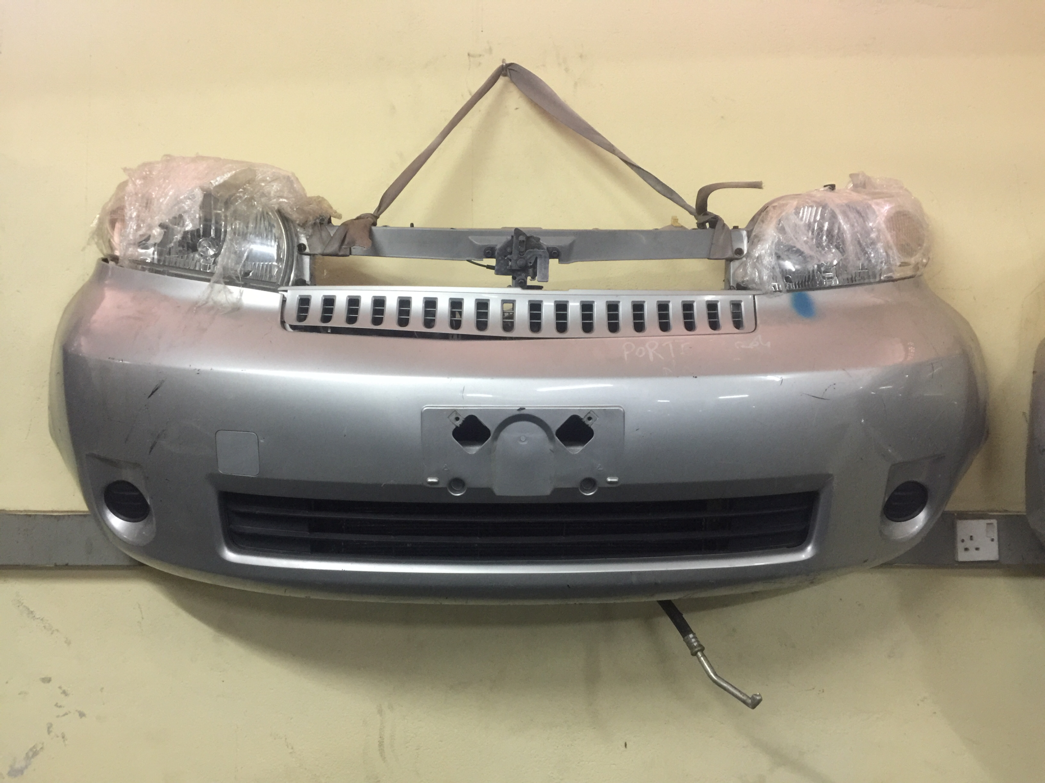 Toyota porty nose cut 00900