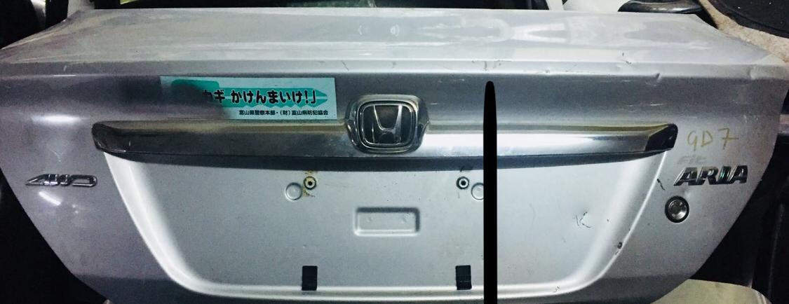 Honda Aria  00902
