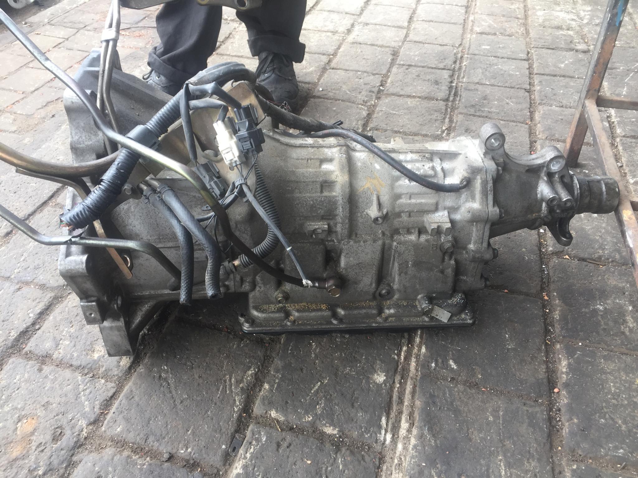 RF6 gearbox