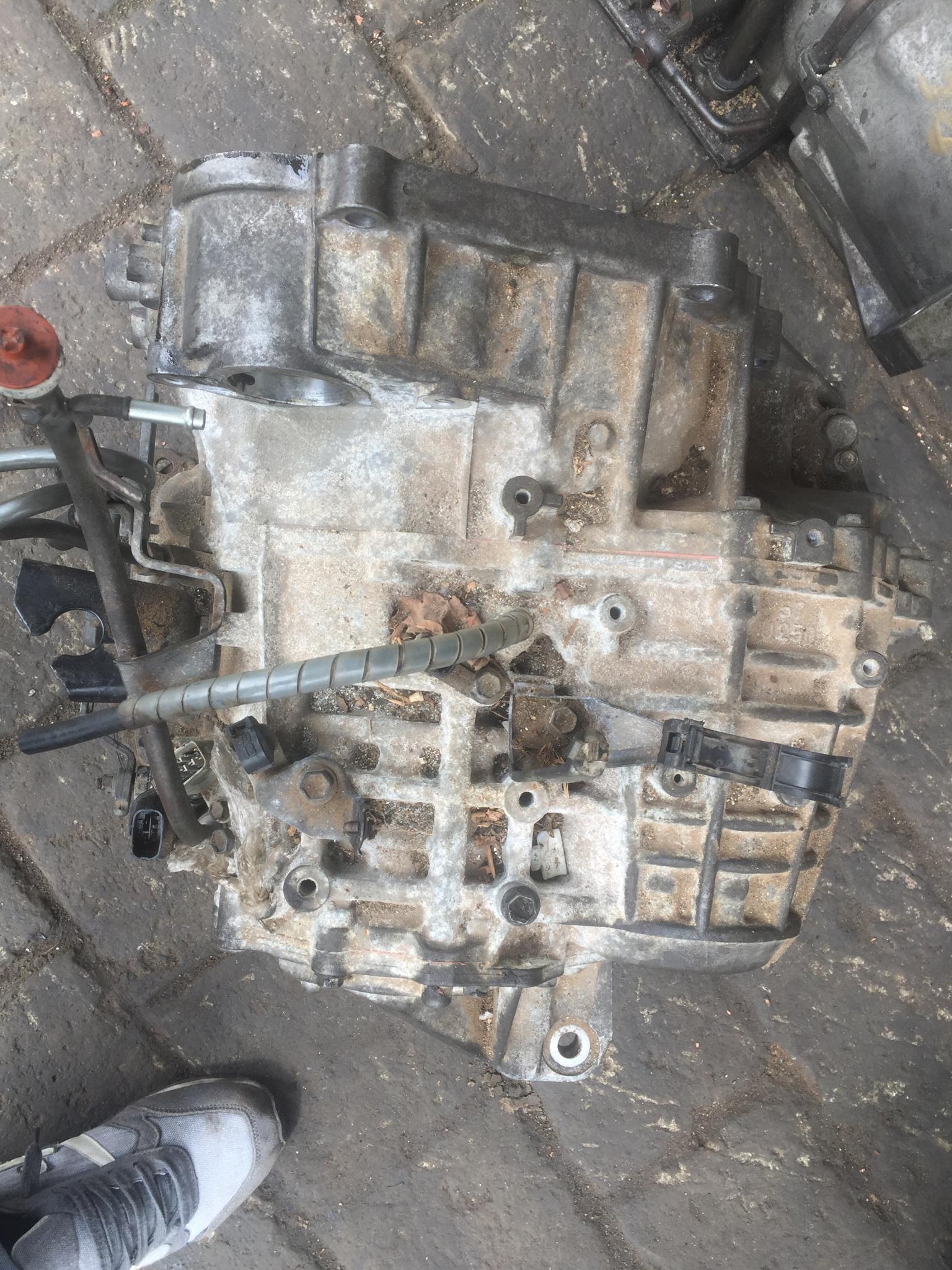 2AZ gearbox  00910