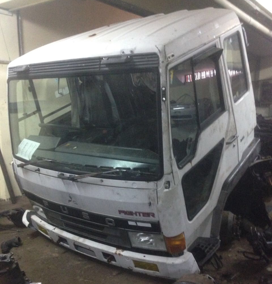 Cabin for fuso figher